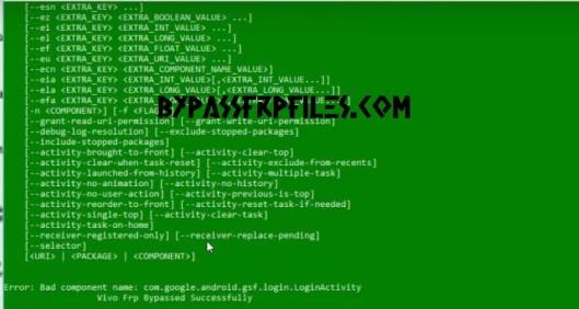 FRP Bypass Vivo Y83 (Vivo 1802 FRP) With a New Vivo FRP Tool