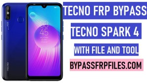 Tecno Spark 4 FRP Bypass and Unlock Google Account Android 9 Pie