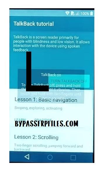 Global contex menu to FRP Bypass lg, mtk