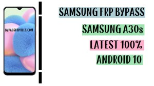 Samsung A30s FRP Bypass - Unlock Google Account (Android 10)