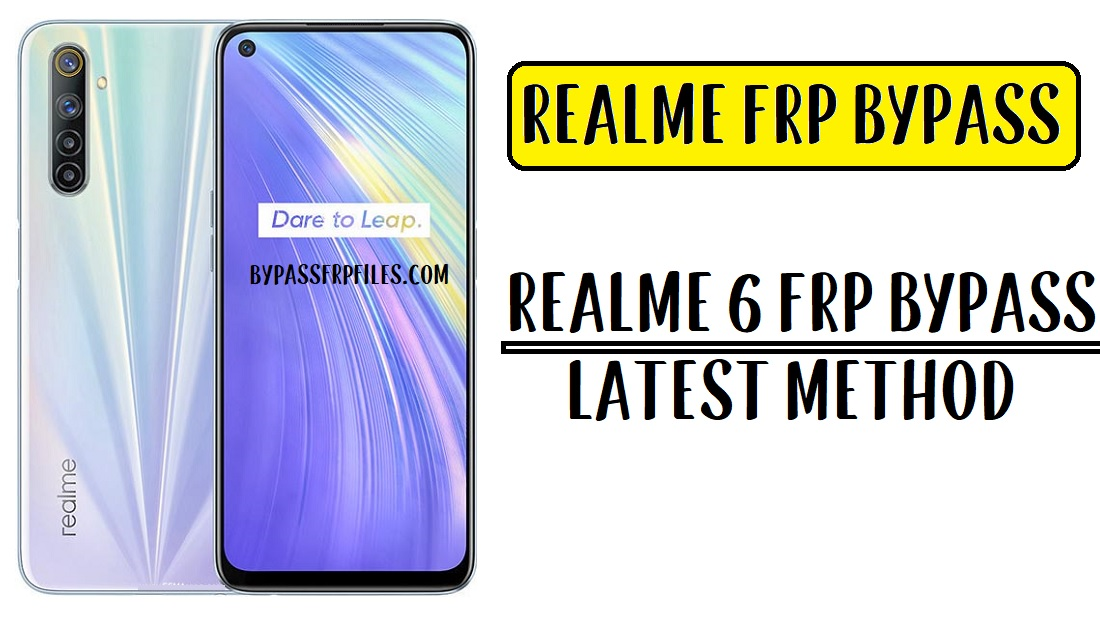 Realme 6 FRP Bypass - Unlock Google Account (Android-10)