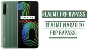 Realme Narzo 10 FRP Bypass - Unlock Google Account (Android-10)