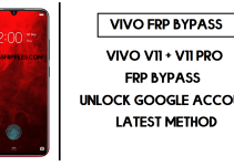 Vivo V11 FRP Bypass (Unlock Google Account) Android 9-Without PC