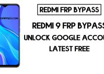 Xiaomi Redmi 9 FRP Bypass | How to Unlock Google Verification (MIUI 11)