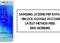 Samsung J3 FRP Bypass | How to Unlock Google Account – Without PC (Android 9)