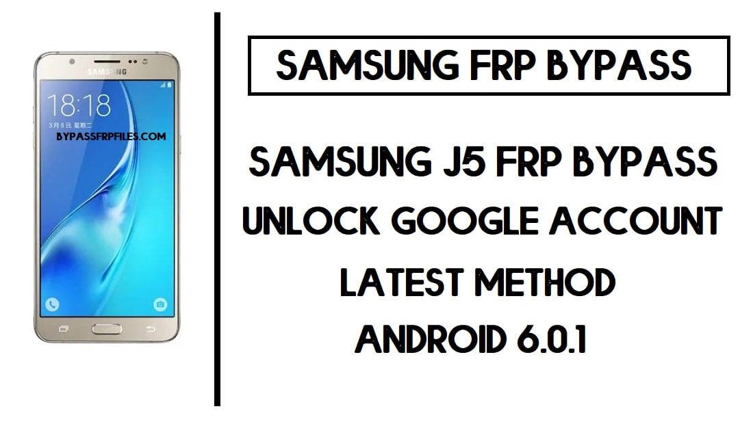 Samsung J5 FRP Bypass | Unlock SM-J500 Google Account (Android 6.0.1) 2020