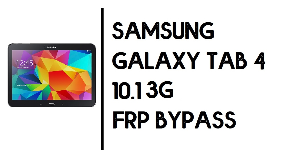 How to Samsung Tab 4 10.1 3G FRP Bypass | Unlock SM-T531 Google Account- Android 6.0.1- Without PC
