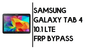 How to Samsung Tab 4 10.1 LTE FRP Bypass | Unlock SM-T535 Google Account- Android 6.0.1- Without PC