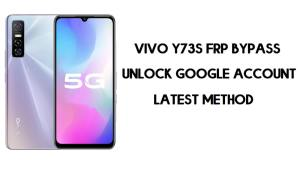 Vivo Y73s FRP Bypass | How to Unlock Google Account Verification (Android 10)