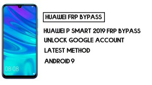 How to Huawei P smart 2019 FRP Bypass | Unlock Google Account – Without PC (Android 9)