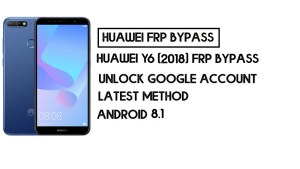 Huawei Y6 Prime (2018) FRP Bypass   Unlock Google–(Without PC)