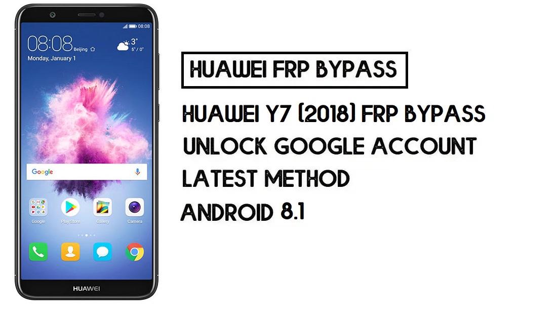 Huawei P Smart FRP Bypass   Unlock Google Account–(Without PC)