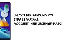 How to Unlock FRP Samsung M21 | Bypass SM-M215F Google Account – New December Patch (Android 10)