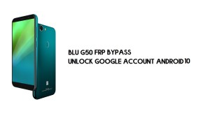 BLU G50 FRP Bypass | How to Unlock Google Verification – Android 10