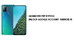 Gionee M12 FRP Bypass | Unlock Google Account–Android 10 (2021)