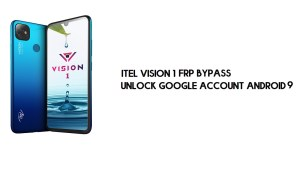 Itel Vision 1 FRP Bypass | How to Unlock Google Verification (Android 9)- Without PC