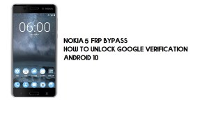 Nokia 5 FRP Bypass | Unlock Google Account – Android 9 - All Models