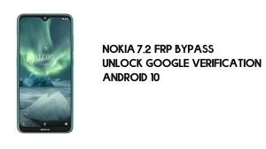 Nokia 7.2 FRP Bypass | How to Unlock Google Verification (TA-1288, TA-1285, TA-1283) – Android 10 (2020)