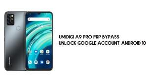 UMIDIGI A9 Pro FRP Bypass | Unlock Google Account–Android 10