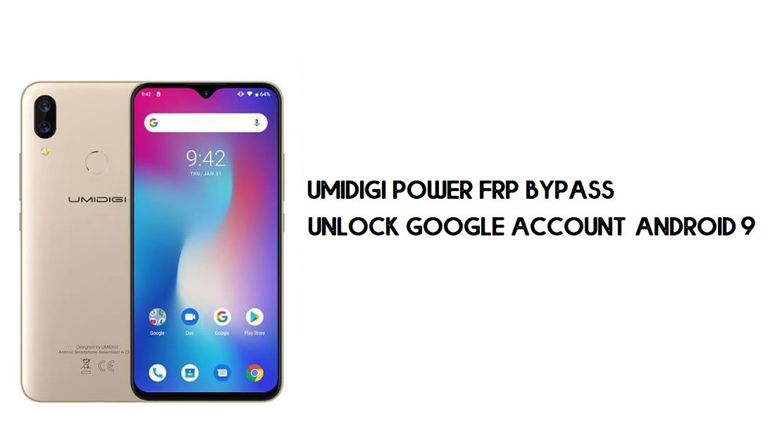 UMIDIGI Power FRP Bypass   How to Unlock Google Verification (Android 9)-Without PC