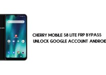 Cherry Mobile Flare S8 Lite FRP Bypass | How to Unlock Google Verification (Android 9)- Without PC