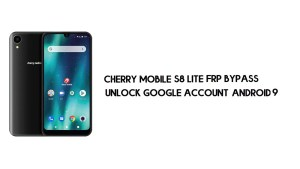 Cherry Mobile Flare S8 Lite FRP Bypass No PC | Unlock Google – Android 9