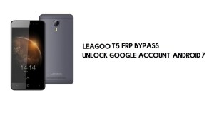 Leagoo T5 FRP Bypass Without PC | Unlock Google – Android 7 (Latest)