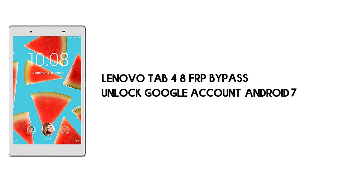 Lenovo Tab 4 8 (TB-8504) FRP Bypass | Unlock Google Account (Android 7)- Without PC [Fix YouTube Update]
