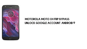 Motorola Moto X4 FRP Bypass | How to Unlock Google Verification (Android 9)- Without PC