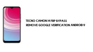 Tecno Camon i4 FRP Bypass Without PC | Unlock Google – Android 9