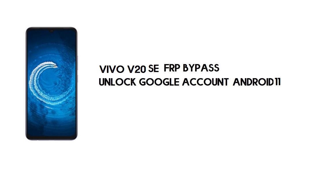 Vivo V20 SE (V2022) FRP Bypass No PC | Unlock Google – Android 11