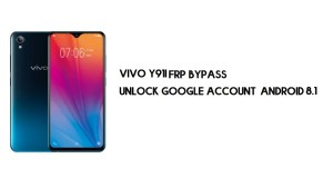 Vivo Y91i (1820) FRP Bypass Without PC | Unlock Google – Android 8.1