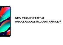Wiko View 3 FRP Bypass | How to Unlock Google Verification (Android 9)- Without PC