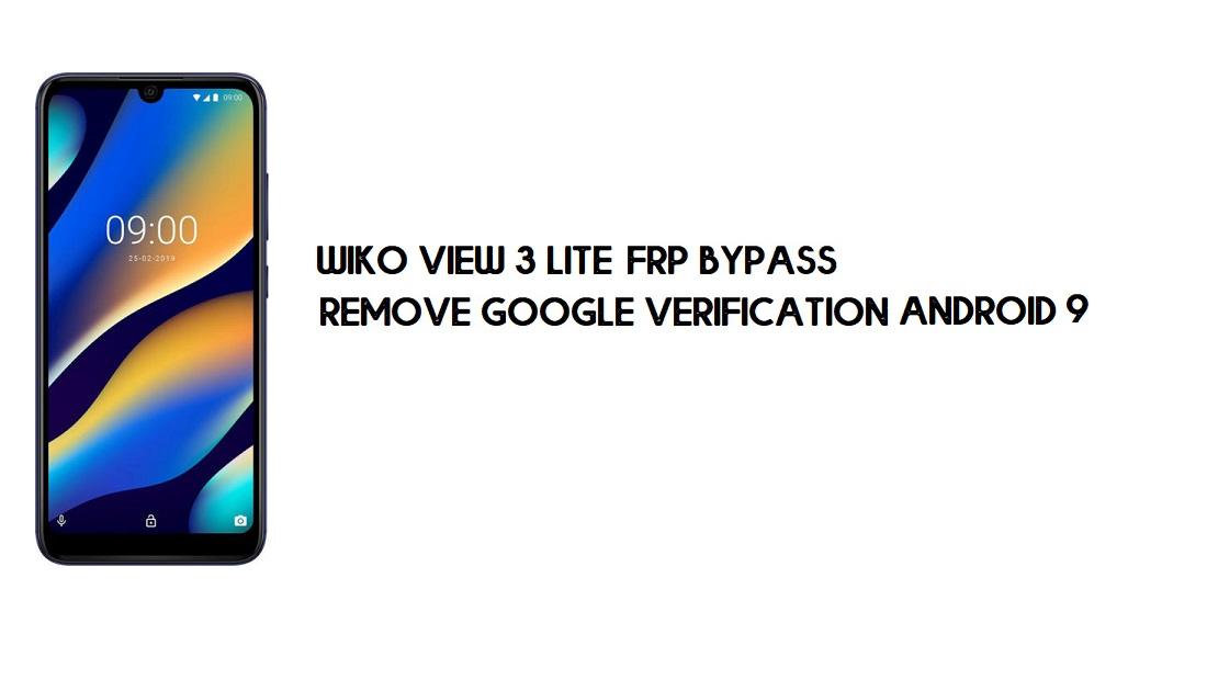 Wiko View 3 Lite FRP Bypass Without PC | Unlock Google – Android 9