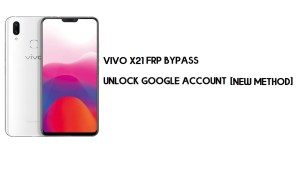 Vivo X21 FRP Bypass Without Computer | Unlock Google Account for Free
