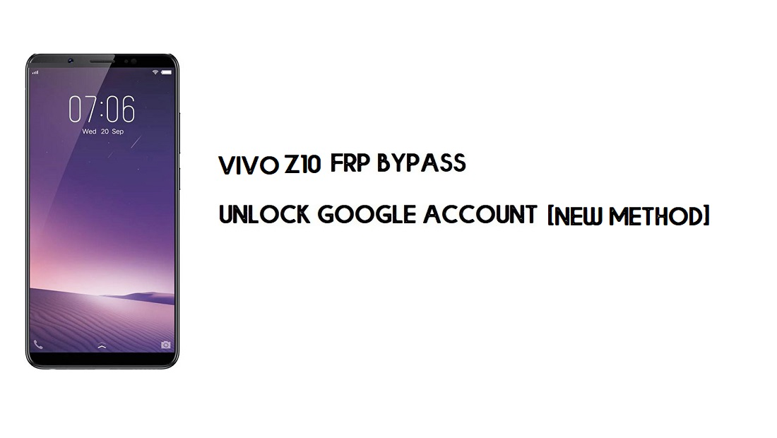 Vivo Z10 (1850) FRP Bypass Without Computer | Unlock Google Account