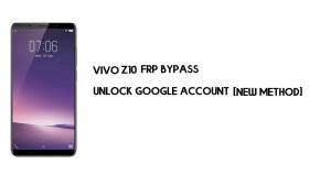 Vivo Z10 (1850) FRP Bypass Without Computer | Unlock Google Account