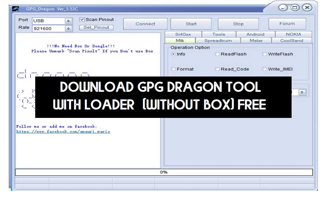 Download GPG Dragon Tool With Loader - (Without BOX) full Free