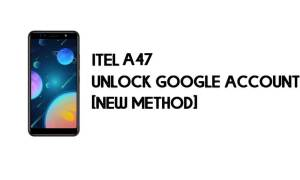 Itel A47 FRP Bypass - Unlock Google Account – Android 9.0 Go for Free