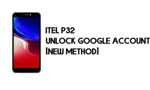 Itel P32 FRP Bypass - Unlock Google Account – Android 8.1 Go Free