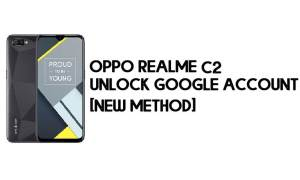 Realme C2 FRP Bypass – Unlock Google Account [With FRP Code] 100% Working