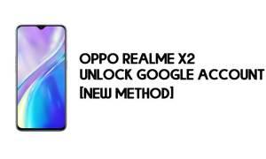 Oppo Realme X2 FRP Bypass – Unlock Google Account [FRP Code]