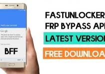 Fastunlocker FRP Bypass APK V1.0 Free Download (100% Working)
