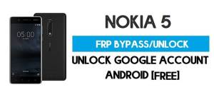 Unlock FRP Nokia 5 – Bypass Google Account [Android 9] Free New Method (Without PC)