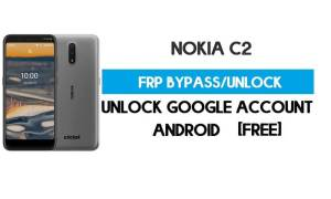 Nokia C2 FRP Bypass Android 9 Without PC – Unlock Google (for Free)