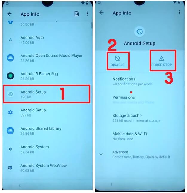 Nokia FRP Bypass Unlock Google Android 11