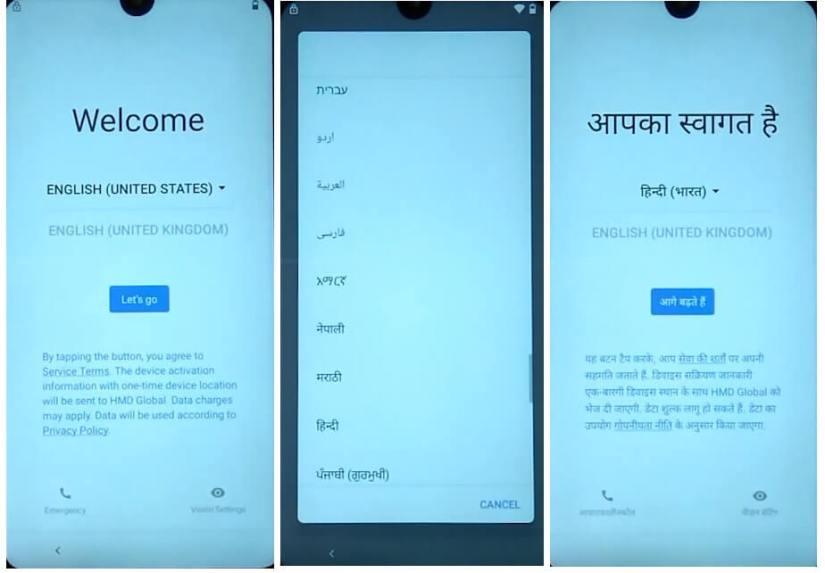 Nokia FRP Bypass Unlock Google