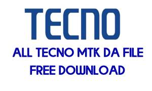 All Techno MTK Secure Boot Download Agent (DA) File Download to FRP/Flash/Unlock with SP Tool