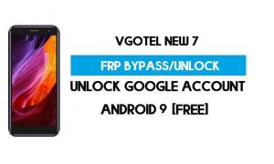 VgoTel New 7 FRP Bypass Without PC – Unlock Google Android 8.1 (Free