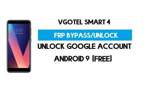 VgoTel Smart 4 FRP Bypass Without PC – Unlock Google Android 9 (Free)